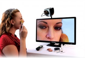 Use-the-Acrobat-HD-ultra-LCD-for-putting-on-makeup