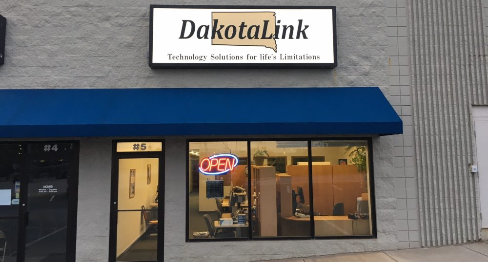 DakotaLink Rapid City Store Front
